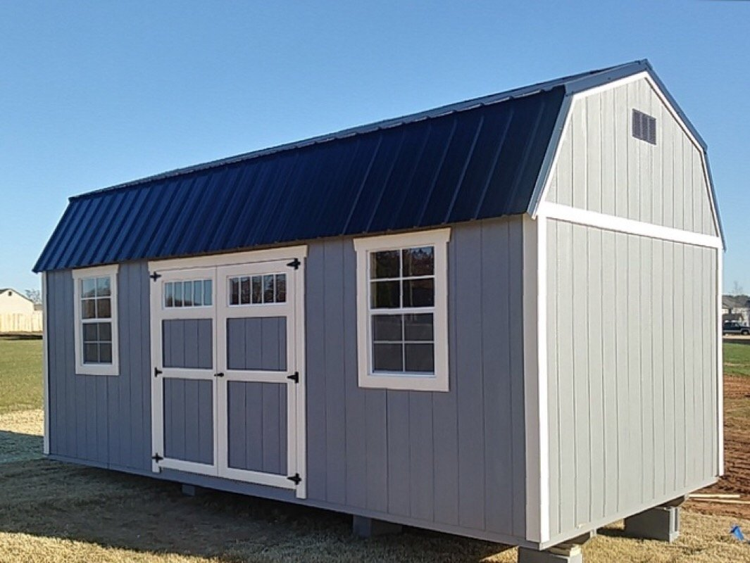 Pro Model Storage Shed | Willow Lake Buildings